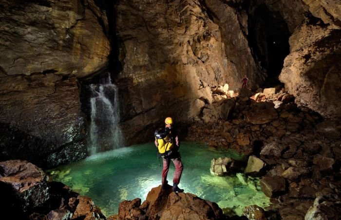 Gufr Berger, One of the Deepest Caves in the World