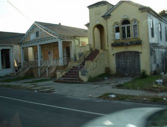 Abandoned Streets of New Orleans