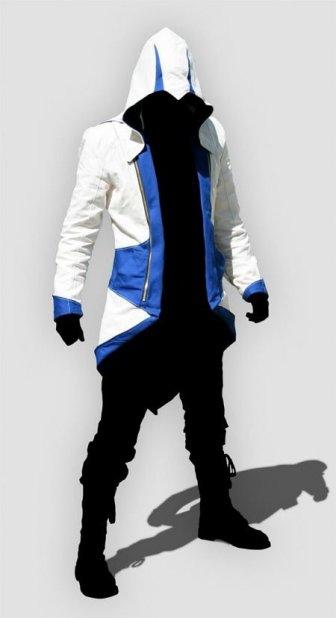 Real Life Assassin's Creed Jacket