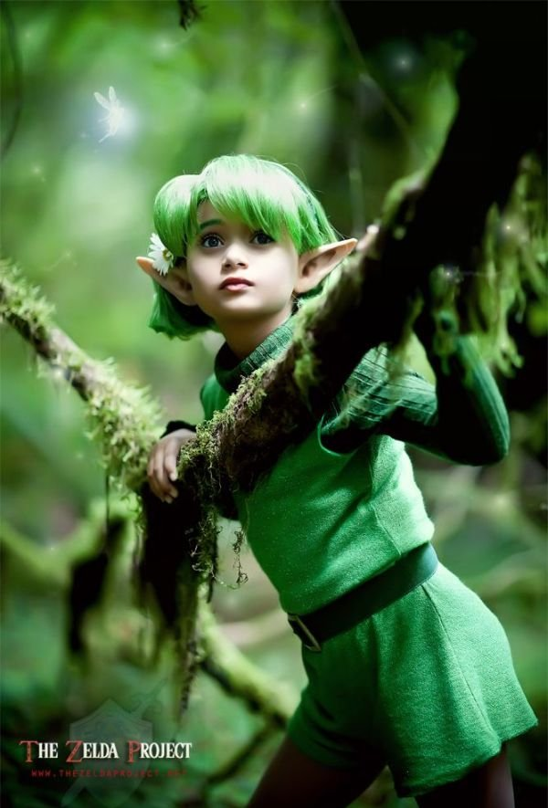 Awesome Zelda Cosplay