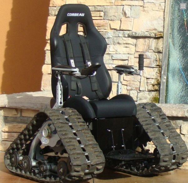 The Tank Chair