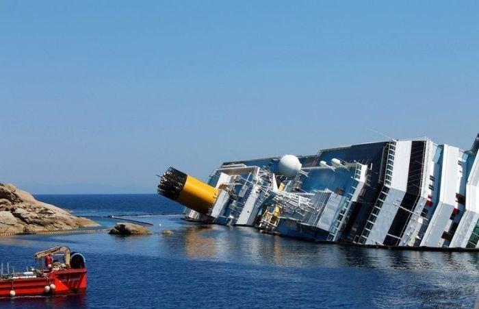 Costa Concordia is a New Tourist Attraction