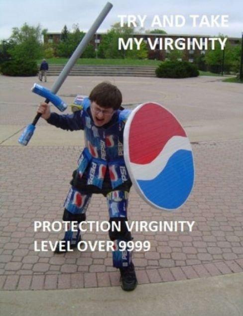 Internet's Greatest Virgins