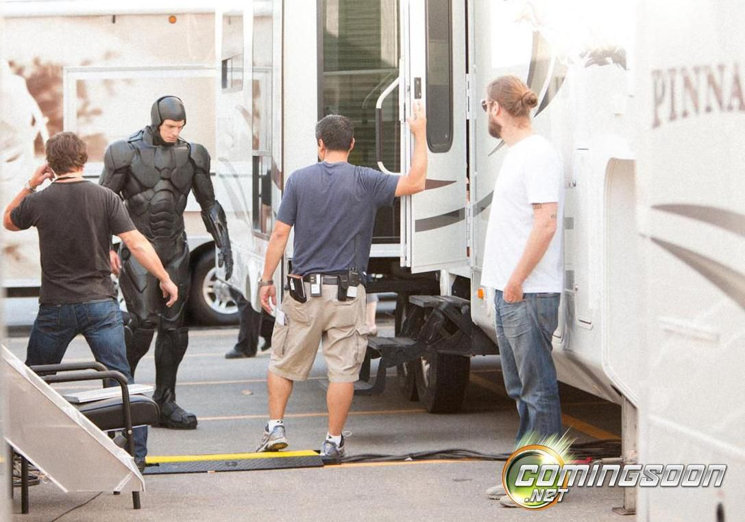 Behind the Scenes of the Upcoming RoboCop Remake