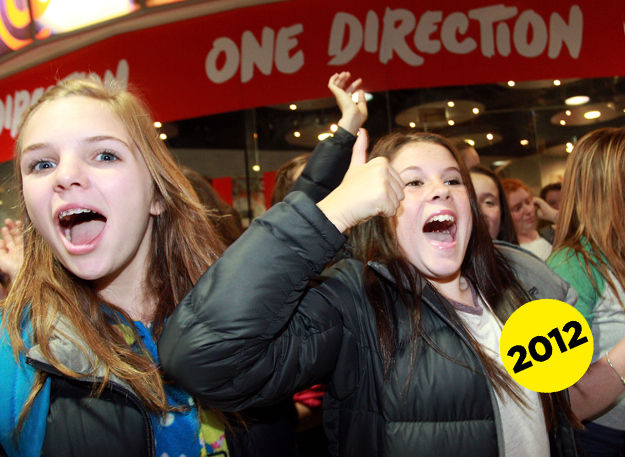 Beatles Fangirls vs. Directioners: The Ultimate Face-Off