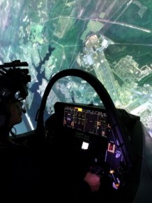 F-35 Flight Simulators
