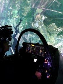 F-35 Flight Simulators