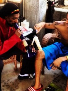 Snoop Dogg Smoking Weed With His 18-Year-Old Son