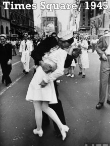The Most Romantic Photos Of All Time