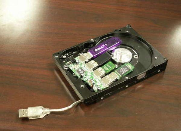 DIY USB HDD