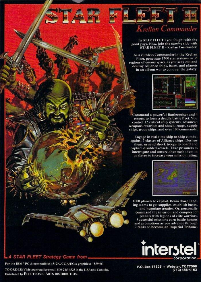 Vintage Video Game Ads