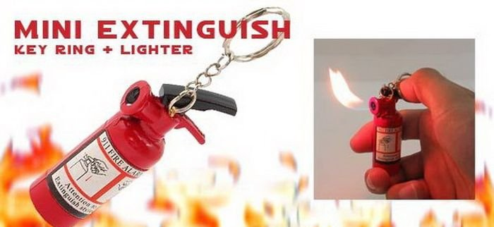 Creative Lighters