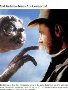 Interesting Facts About E.T.