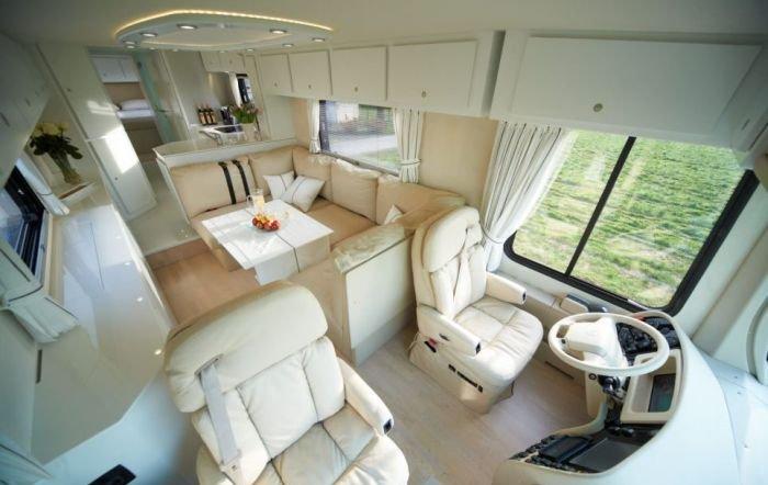 Awesome Camper Van