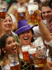 Welcome to Oktoberfest 2012