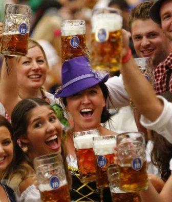 Welcome to Oktoberfest 2012