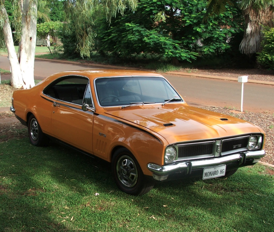 1970 Holden Hg Monaro Gts Vehicles
