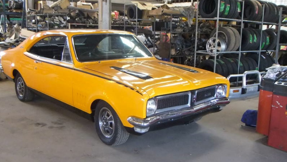 Mercedes Benz Suv >> 1970 Holden HG Monaro GTS | Vehicles