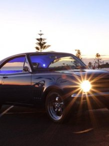 1970 Holden HG Monaro GTS