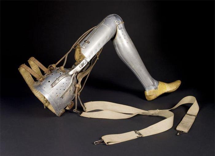 Prosthetics of the Past