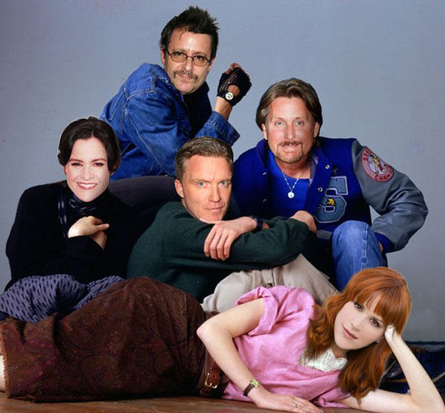 If Popular Movies and TV Shows of the '80s and '90s Were Made Today
