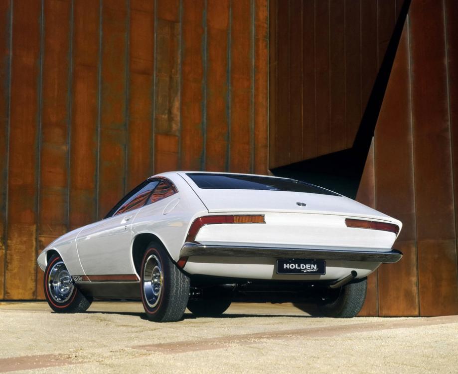 Holden '70 Torana GTX-R concept