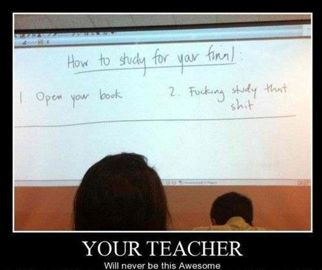 The Coolest Teachers Ever