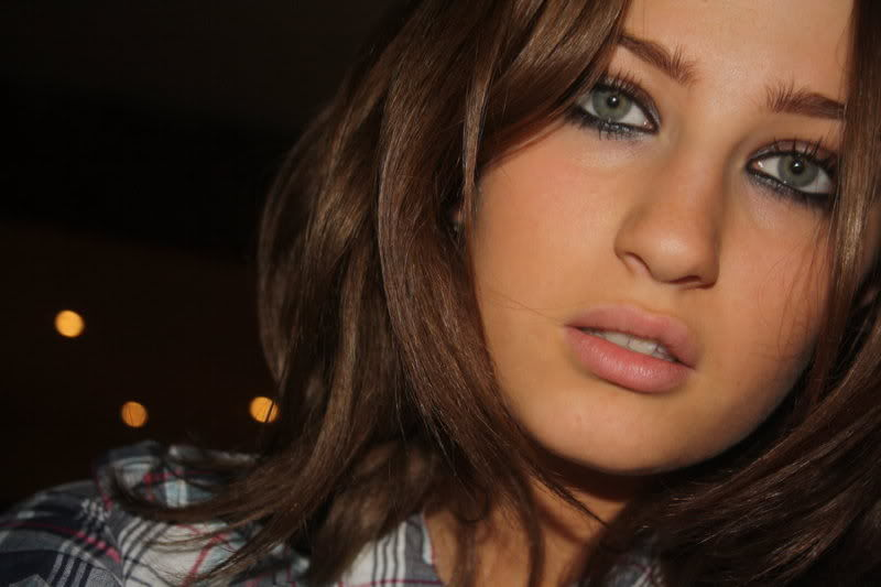 Gorgeous Female Eyes