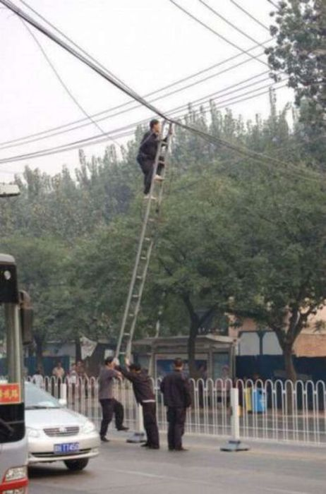 Safety? Never Heard About It