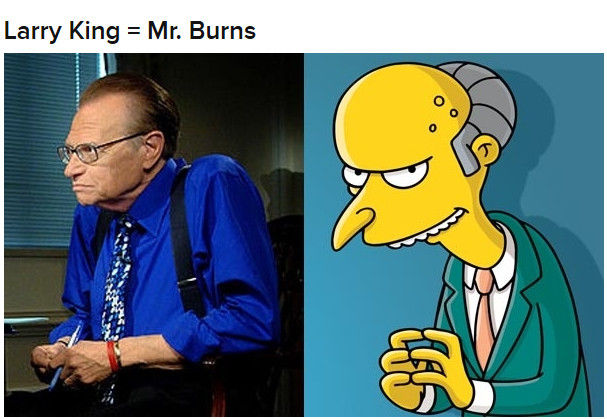 9 Cartoon Characters And Their Real Life : Popular animated sitcom characters and their real life