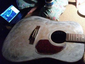 The New Life For an Old Guitar