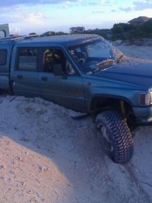 Off-road Fails