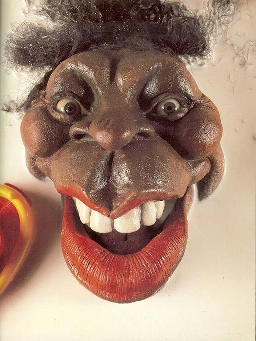 Creepy Celebrity Puppets