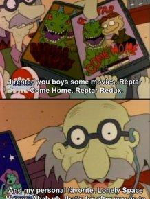 Adult Jokes In Cartoons...