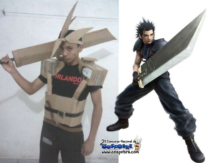 Hilarious Budget Cosplay Costumes