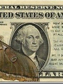 Best Examples of Defacing Money