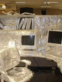 Funny Office Pranks