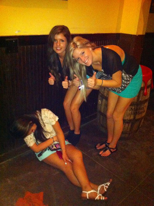 Hilarious Drunk and Wasted People, part 3
