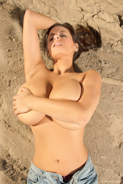 Wendy Fiore - Almost Naked