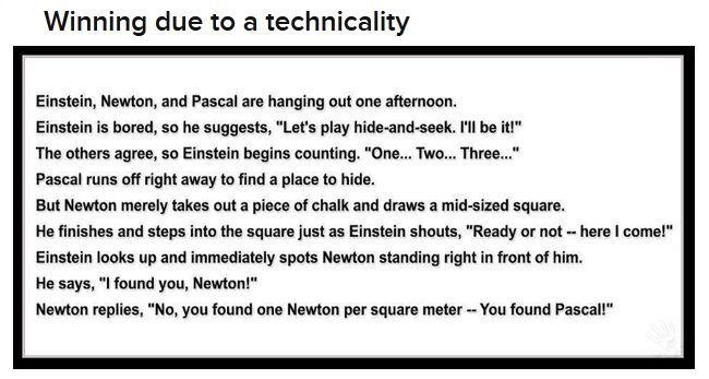 Nerdy Science Jokes