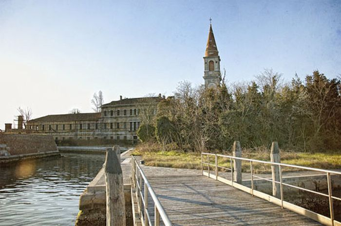 The Island of Poveglia