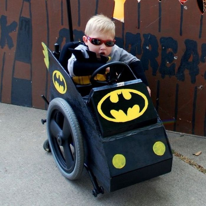 The Best Wheelchair Costumes