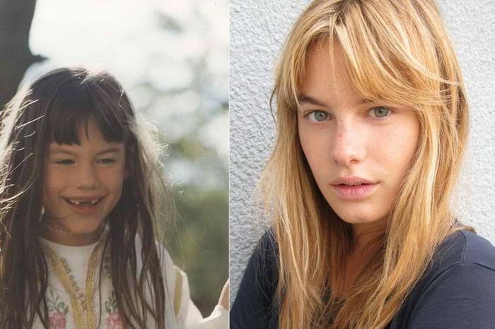 Top Models as Kids