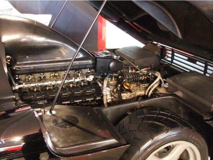 Yamaha's '92 OX99-11