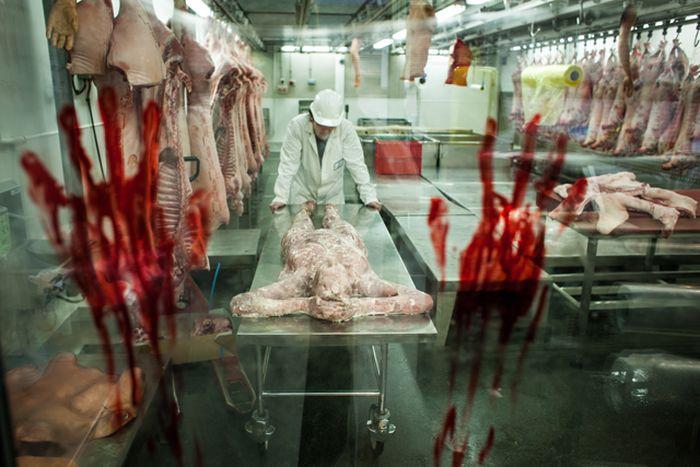 Capcom's Resident Evil 6 Human Butchery
