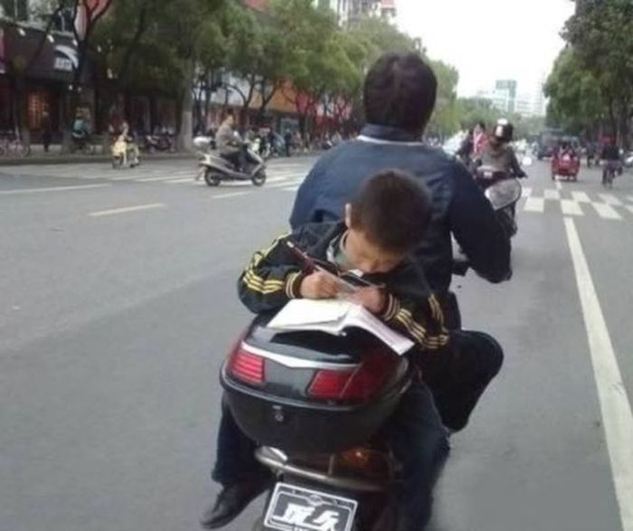Crazy and Funny Pictures from Asia