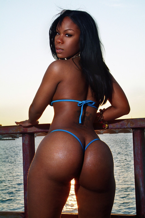 Hot ebony girls
