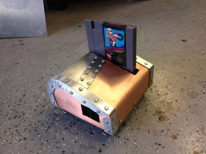 SteamPunk Nintendo
