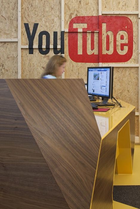 London YouTube HQ