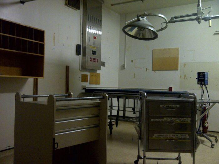 Abandoned Psychiatric Hospital